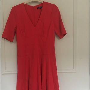 Classy Nanette Lepore bodice dress